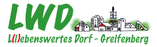 LWD – unser liebenswertes Dorf Greifenberg Logo