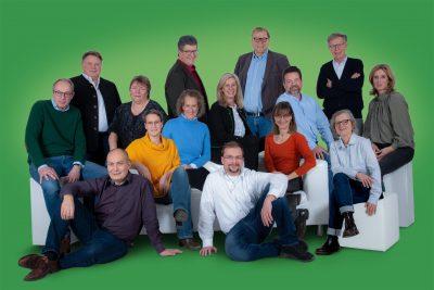 Foto LWD Kandidaten