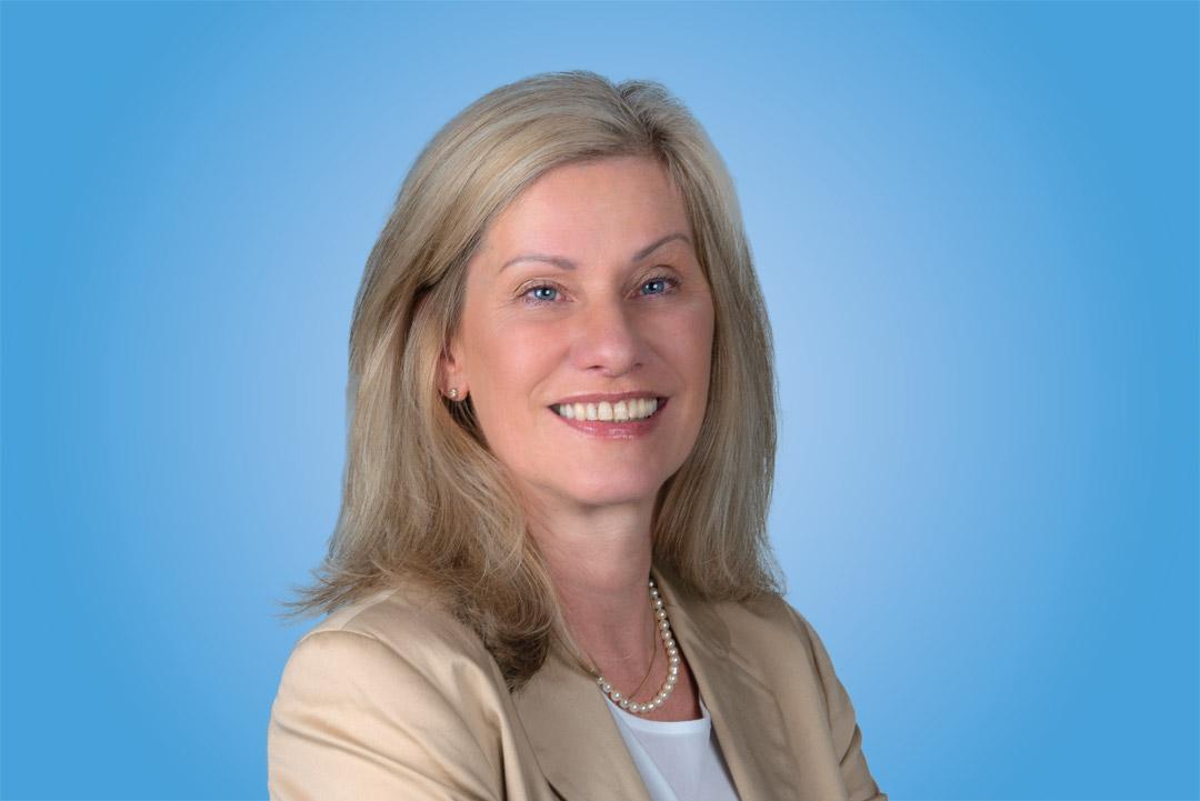 Foto Bürgermeisterkandidatin Patricia Müller
