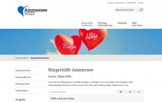 screenshot buergerhilfe